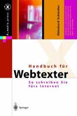 Handbuch für Webtexter