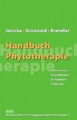 Handbuch Phytotherapie