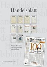 Handelsblatt Titelseiten 1946-2006