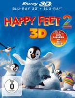 Happy Feet 2 3D, 1 Blu-ray