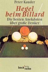Hegel beim Billard