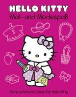 Hello Kitty Mal- und Modespaß