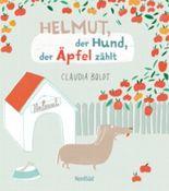 Helmut, der Hund, der Äpfel zählt