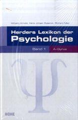 Herders Lexikon der Psychologie