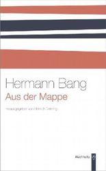 Herman Bang - Aus der Mappe