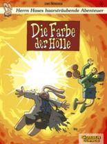 Herrn Hases haarsträubende Abenteuer, Band 8: Die Farbe der Hölle