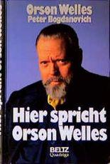 Hier spricht Orson Welles