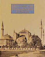 Historische Fotografien aus Istanbul