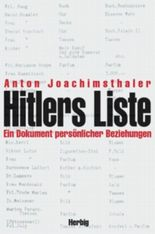Hitlers Liste