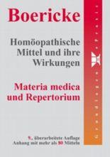 Homöopathische Mittel und ihre Wirkungen