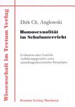 Homosexualität im Schulunterricht