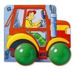 Hoppla, kleiner Traktor!, m. Rasselräder