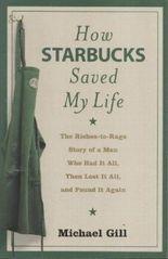 How Starbucks Saved My Life. Starbucks und ich, englische Ausgabe