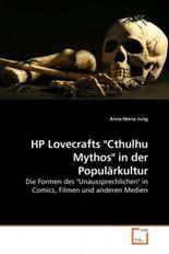 """HP Lovecrafts """"Cthulhu Mythos"""" in der Populärkultur"""