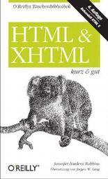 HTML & XHTML - kurz & gut