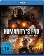 Humanity's End - Das Ende naht, 1 Blu-ray