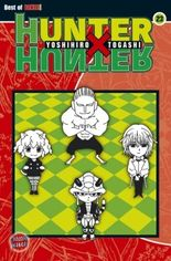Hunter x Hunter / Hunter X Hunter, Band 23
