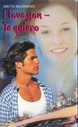 I love you - Te quiero
