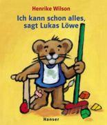 Ich kann schon alles, sagt Lukas Löwe