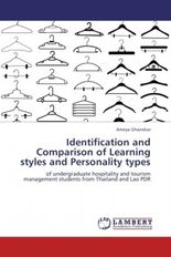 Identification and Comparison of Learning styles and Personality types