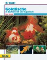 Ihr Hobby Goldfische im Gartenteich und Aquarium