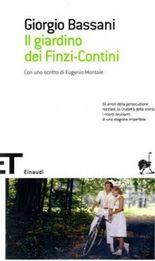 Il giardino dei Finzi-Contini. Die Gärten der Finzi-Contini, italienische Ausgabe
