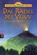 Im Auftrag der Wölfin - Das Rätsel des Vesuv