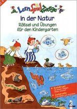 In der Natur. Rätsel und Übungen für den Kindergarten