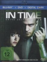 In Time - Deine Zeit läuft ab, 1 Blu-ray + Digital Copy