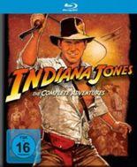 Indiana Jones - The Complete Adventures, 5 Blu-rays