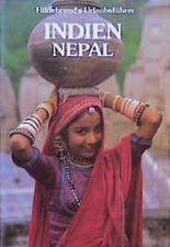 Indien / Nepal. Hildebrand's Urlaubsführer mit Urlaubskarte