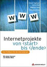 Internetprojekte von start bis /ende, m. CD-ROM