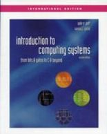 Introduction to Computing Systems