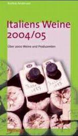 Italiens Weine 2004/05