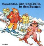 Jan und Julia in den Bergen