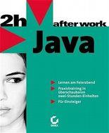 Java. After Work