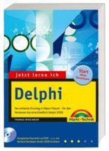 Jetzt lerne ich Delphi