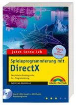 Jetzt lerne ich Spieleprogrammierung mit DirectX, m. CD-ROM