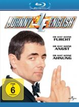 Johnny English, 1 Blu-ray