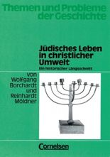 Jüdisches Leben in christlicher Umwelt