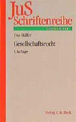 JuS-Schriftenreihe, H.57, Gesellschaftsrecht
