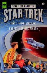 Kadett Jean- Luc Picard. Star Trek.