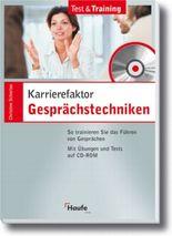 Karrierefaktor Gesprächstechniken, m. CD-ROM