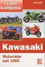 Kawasaki, Motorräder seit 1965