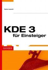 KDE 3 für Einsteiger