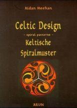 Keltische Spiralmuster