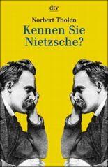 Kennen Sie Nietzsche?