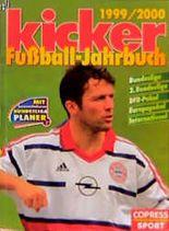 Kicker Fussball-Jahrbuch 1999/2000