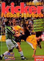 Kicker Fussball-Jahrbuch 2000/2001