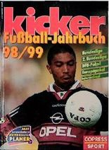 Kicker Fussball-Jahrbuch 98/99